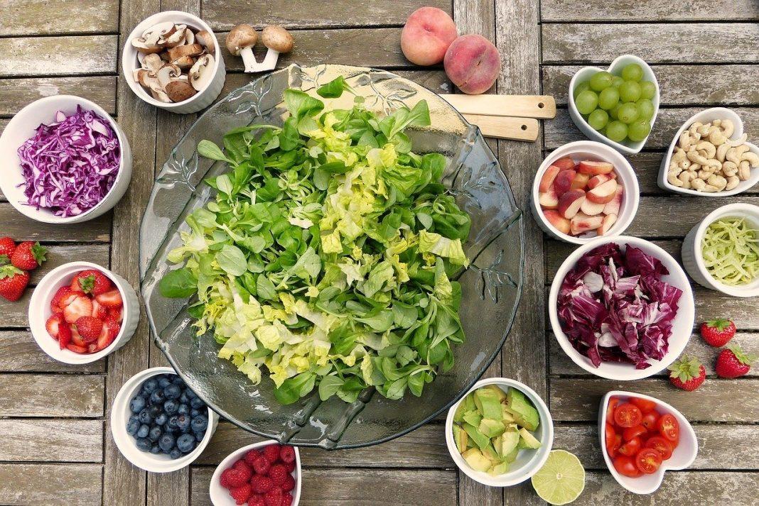 Los alimentos saludables son muchos y variados
