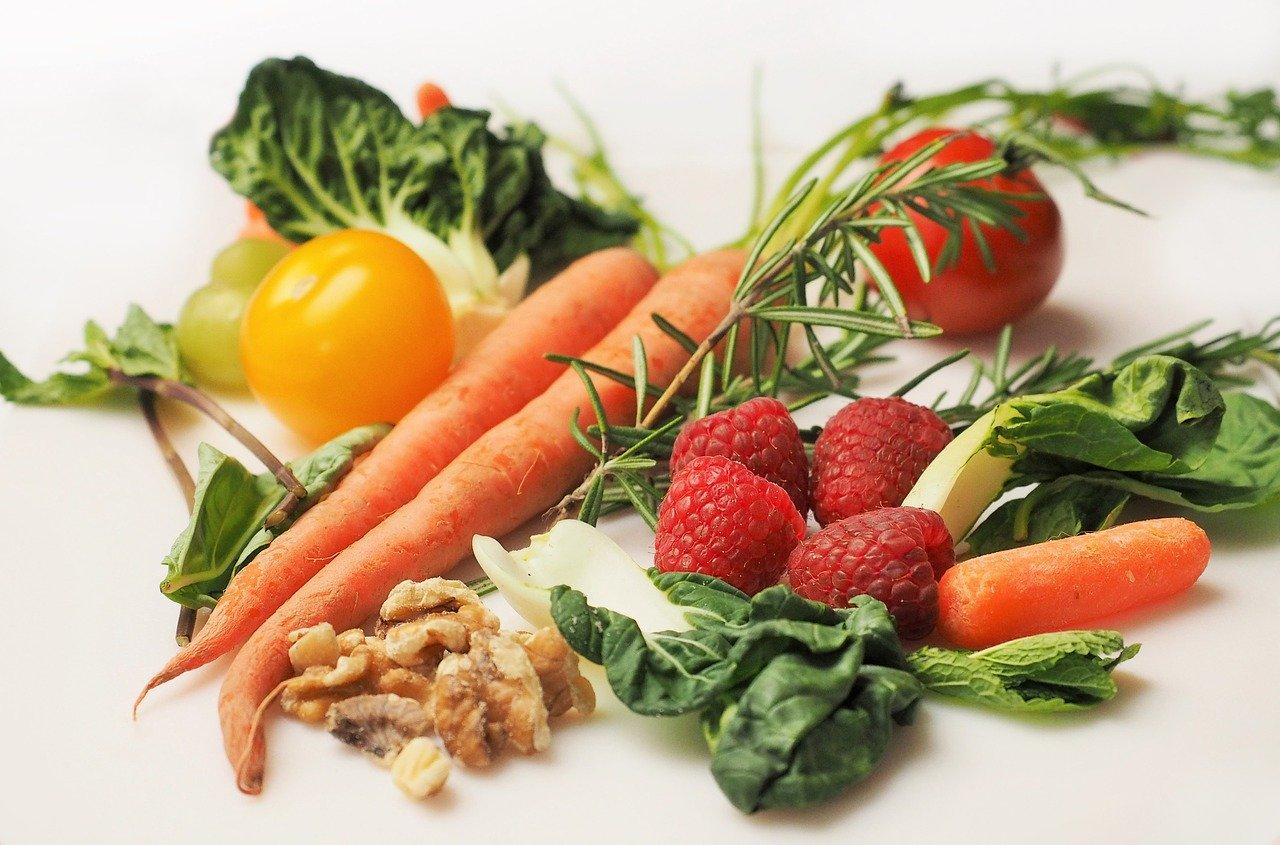 Los alimentos nutritivos son muchos y variados