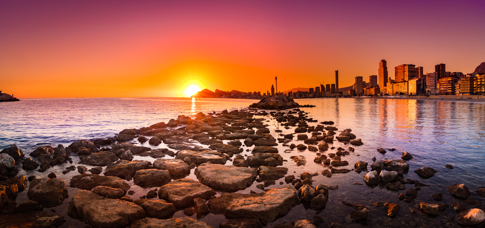 España y sus mejores playas
